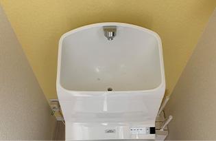 ④給水・手洗い部分を入れる