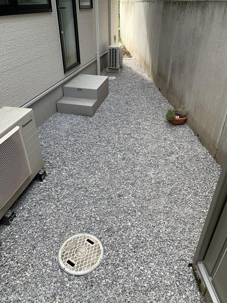 渋川市 外構工事