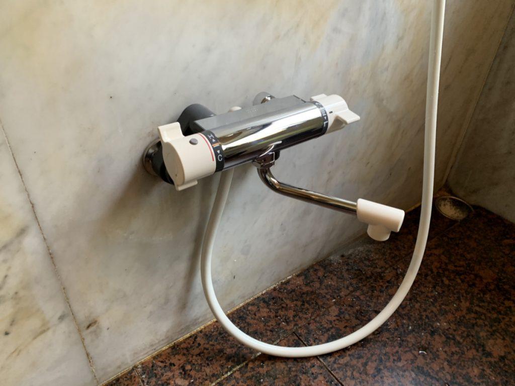 渋川市 浴室・洗面台水栓工事 -リフォームモリハウスー