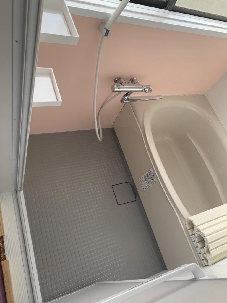 渋川市 浴室・トイレ工事 《リクシル アライズC》 -リフォームモリハウスー