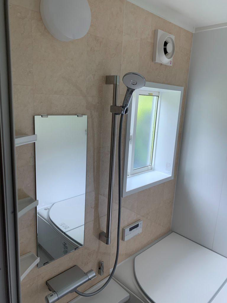 渋川市 浴室・給湯器工事 《リクシル アライズZ》 -リフォームモリハウスー
