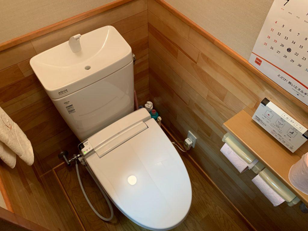 渋川市 トイレ工事 《リクシル アメージュZ+KA21》 -リフォームモリハウスー