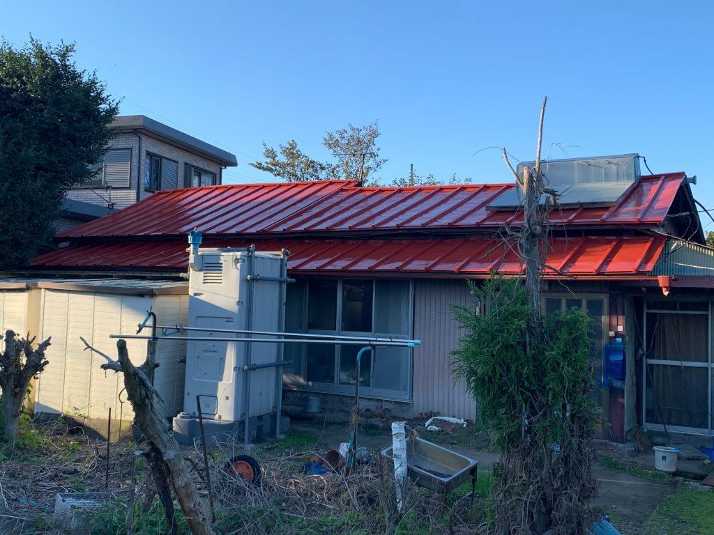 渋川市 屋根塗装工事 -リフォームモリハウスー